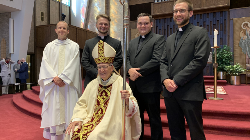 On the Path to the Diaconate