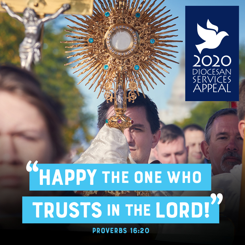2020 Diocesan Services Appeal