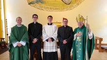 On the path to priesthood