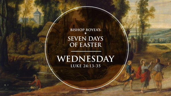 Seven Days of Easter Wednesday